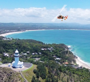Byron Bay Light House - Joy Flight