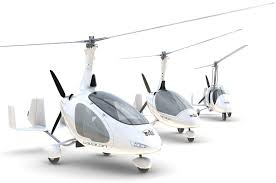 Our Gyrocopters