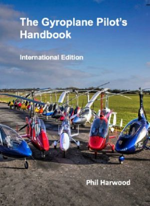 Great learning and study guide for gyrocopter student pilots