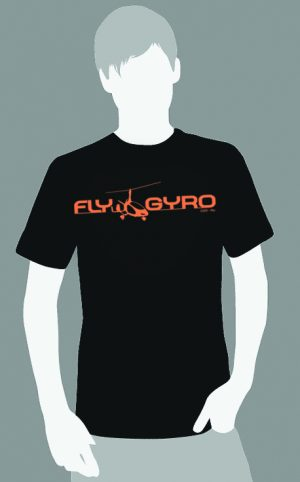 Cool Gyrocopter T-Shirt